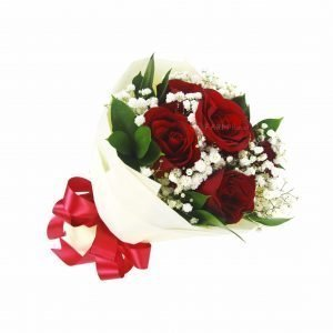 claire rose bouquet by farm florist singapore