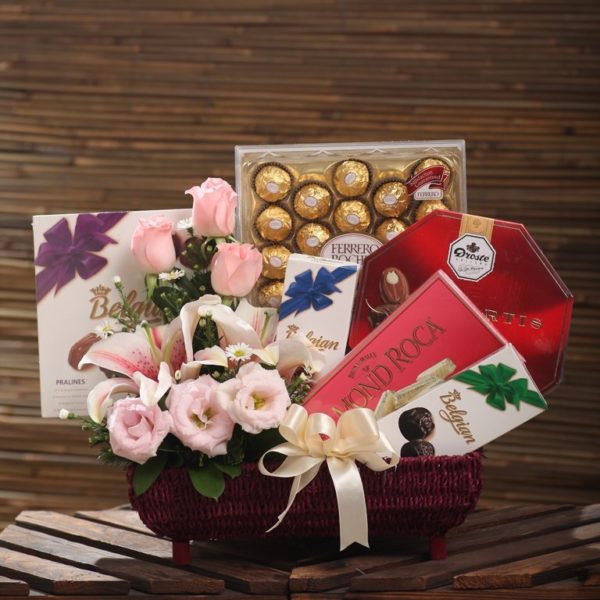 Premium Value Chocolate Hamper