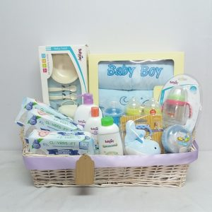 grand baby boy hamper